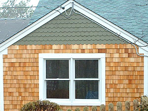 M S Construction Amp Remodeling Siding Cape Cod Home